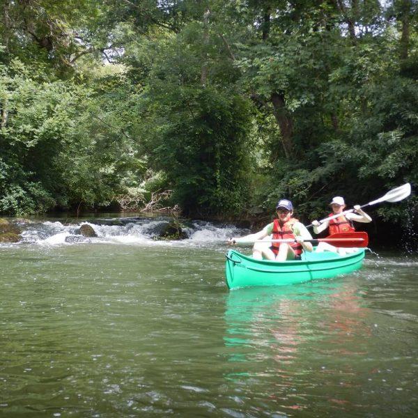 Locations Randonnées canoë kayak Vindelle Charente