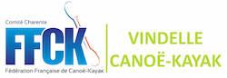 Base Canoë Kayak de Vindelle en Charente