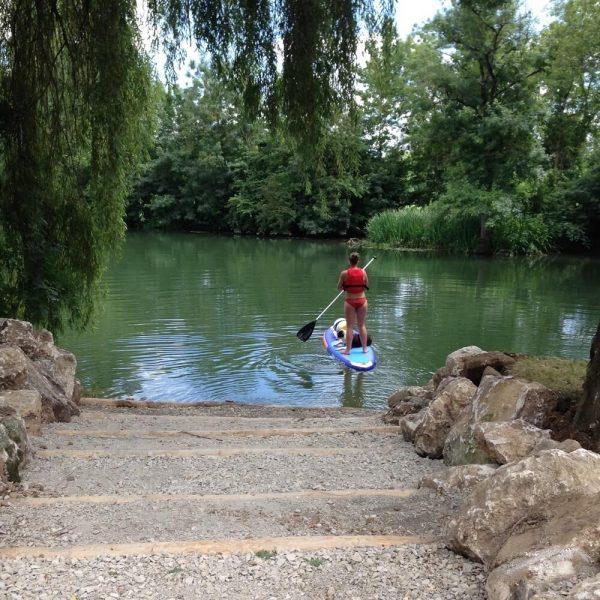 Locations canoë kayak stand up paddle Pedalo Vindelle Charente